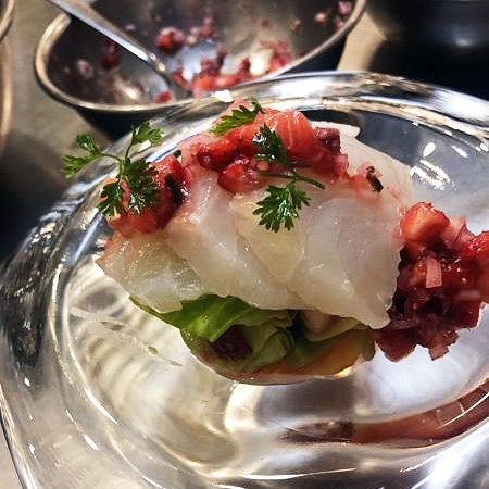 ベルターブルの料理教室今月のメニュー1